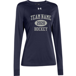 - UA Locker T Long  Sleeve