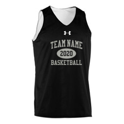UA Double Double Reversible Jersey